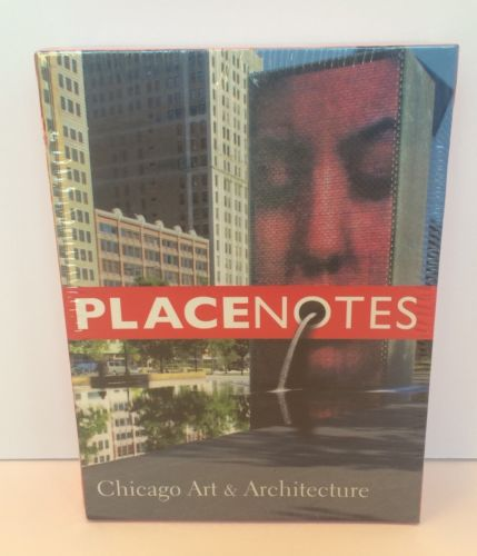 New Placenotes Chicago Art & Architecture Travel Guide in a box 30+ Photo Cards