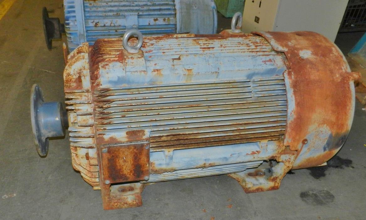 Teco 300 HP Motor 1185 RPM AEEA-HD006