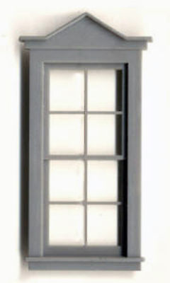 DOUBLE HUNG PEAKED WINDOW 1/2