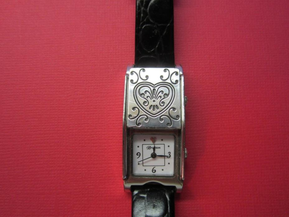 Pre-owned Brighton Women's Watch Two Faces Please Read Discrip. Check all Pic's