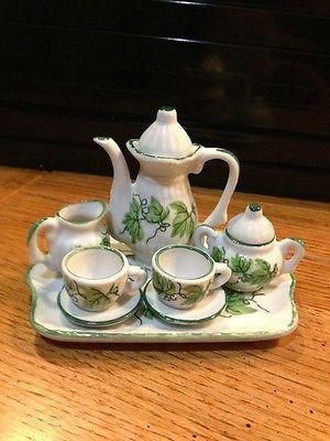 Mini Teapot Set