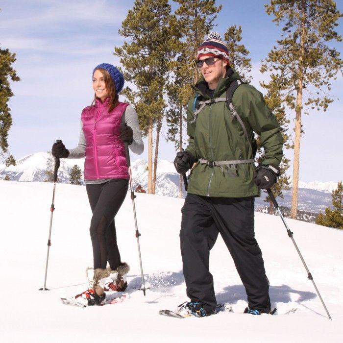 Yukon Charlie's Pro II Women's Snowshoe blue 8x25