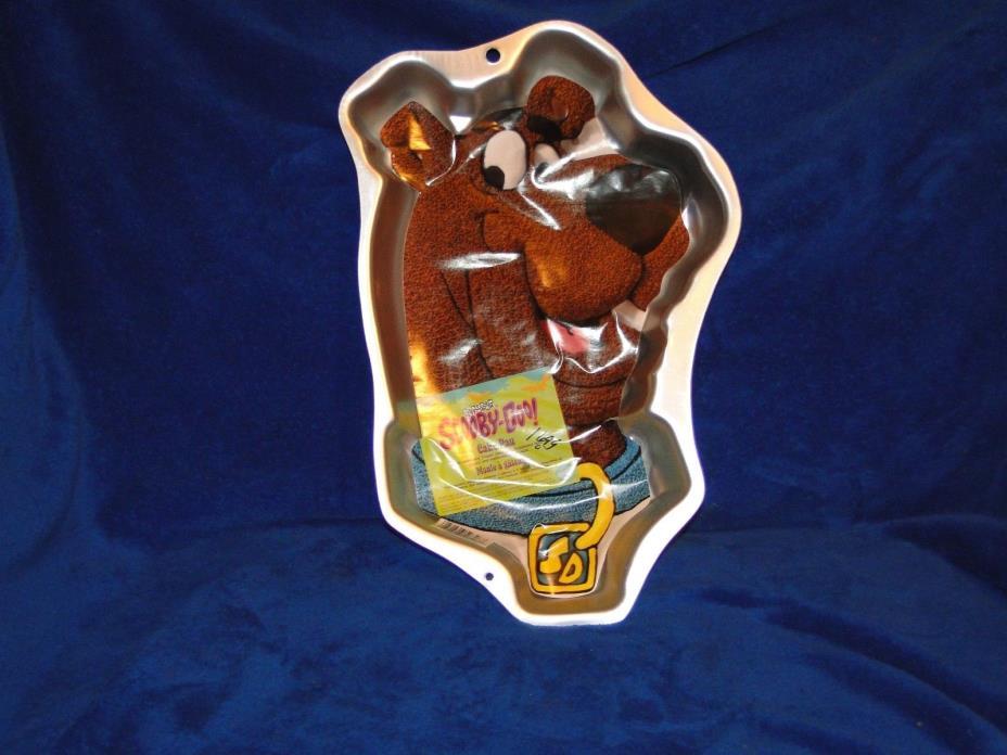New Vintage Wilton Scooby-Doo Cake Pan  stock # 2105-3206