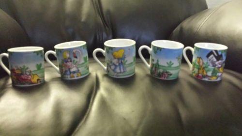 SALE!!!!Alice in Wonderland Teaparty Set.