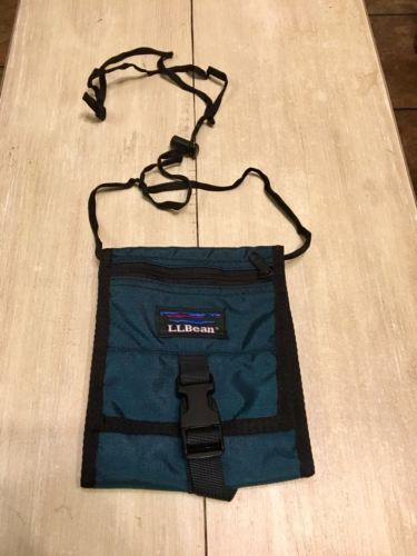 TRAVEL WALLET LL Bean Pack Carry Tote Passport Trip Organizer New Without Tag ??