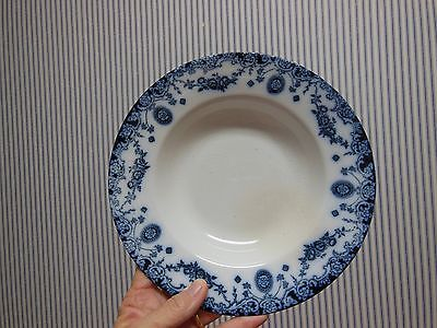 Beautiful Antique Empire Ware Stoke on Trent Soup Bowl