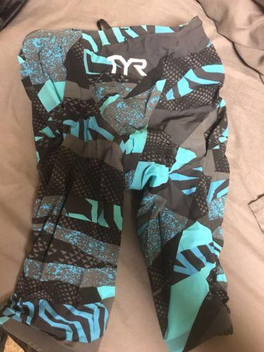 TYR Avictor Jammer Size 26 Tech Suit Black/Multi