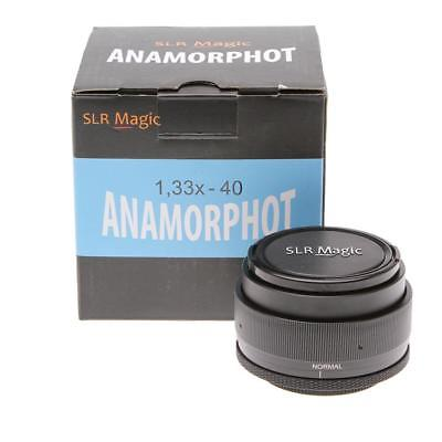 SLR Magic Compact Anamorphot 1.33x - 40 Lens Adapter SKU#948094