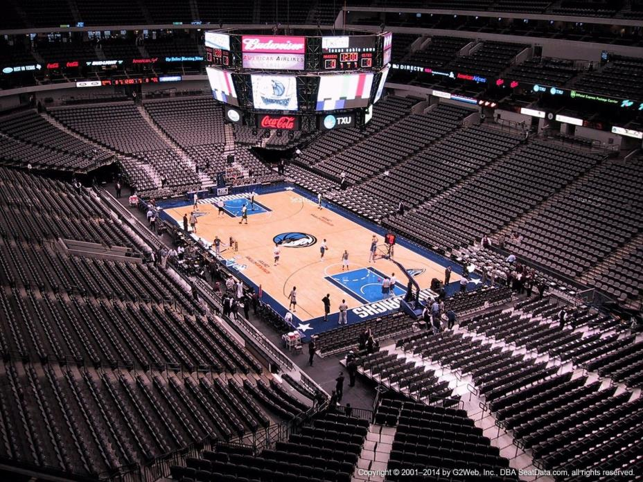 orlando  magic  @ Dallas Mavericks- 2 tickets tue 01/09 Sec. 321 row B