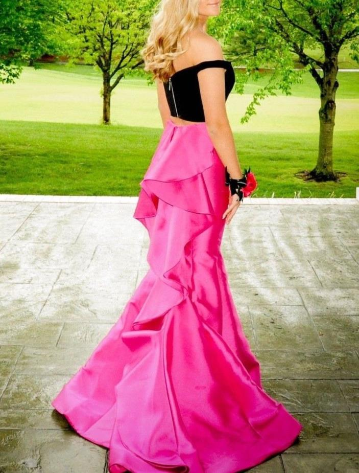 Sherri Hill Mermaid Prom Dress *Size 0* Style #50750