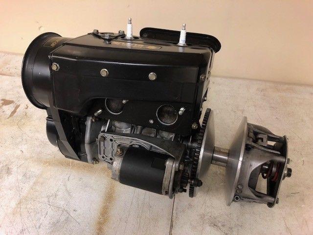 1990-1996 Arctic Cat 440 Z Bearcat Panther Jag Fan ZL ZR Engine Rebuilt!