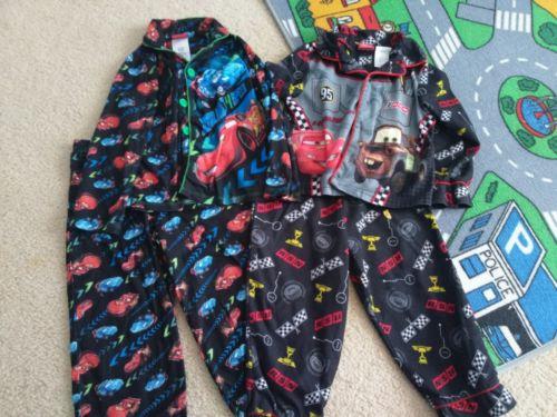 Boys 3t pajamas lot