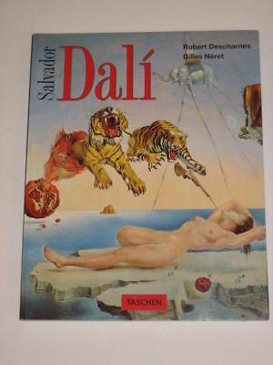Descharnes/Neret SALVADOR DALI Taschen 1993 Softcover