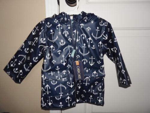 Cherokee Baby Boy Rain Coat