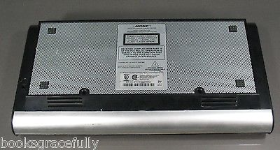 Bose Lifestyle 5 Repair Part - CASE ENCLOSURE PANEL Bottom w/ Rubber Feet
