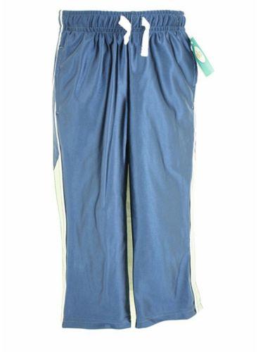 Circo Toddler Boy's Athletic Pants Navy Blue/Gray White Stripe Size 3T NWT