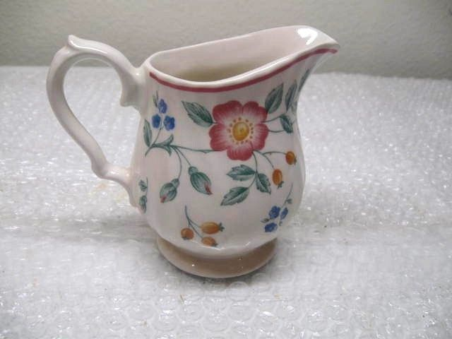 Vintage CREAMER The Chartwell Collection Briar Rose Churchill 4