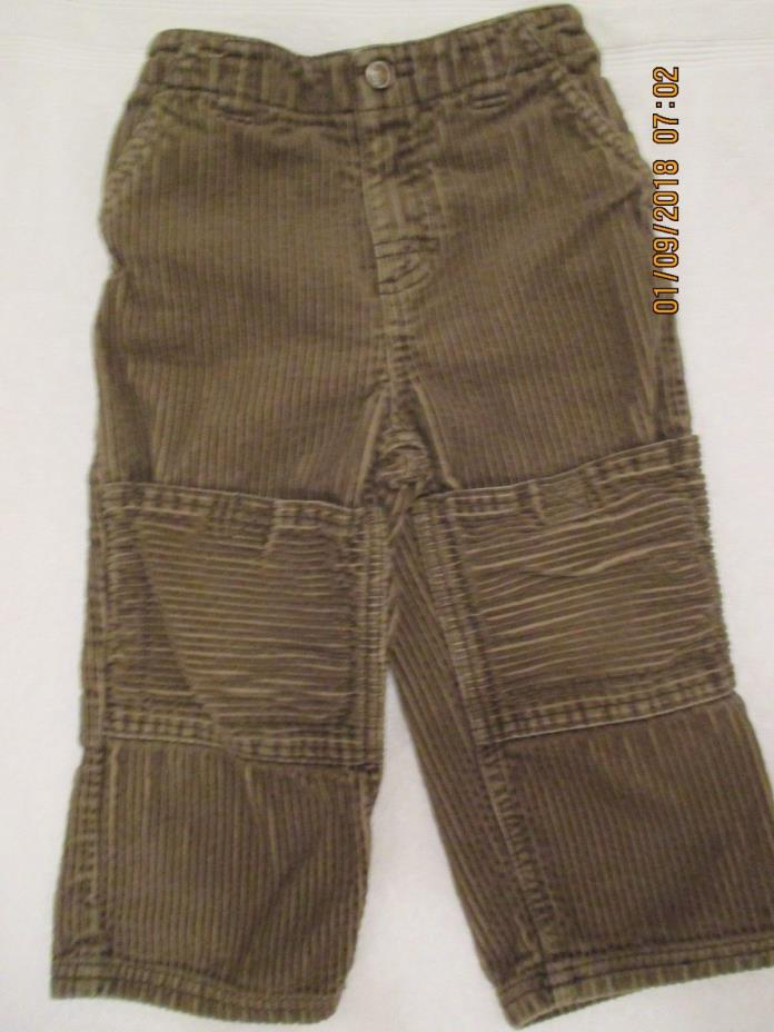 toddler boys Gymboree size 2T corduroy pants