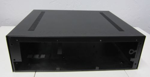 PARASOUND AVC-2500 AUDIO VIDEO CONTROLLER CHASSIS CABINET & COVER