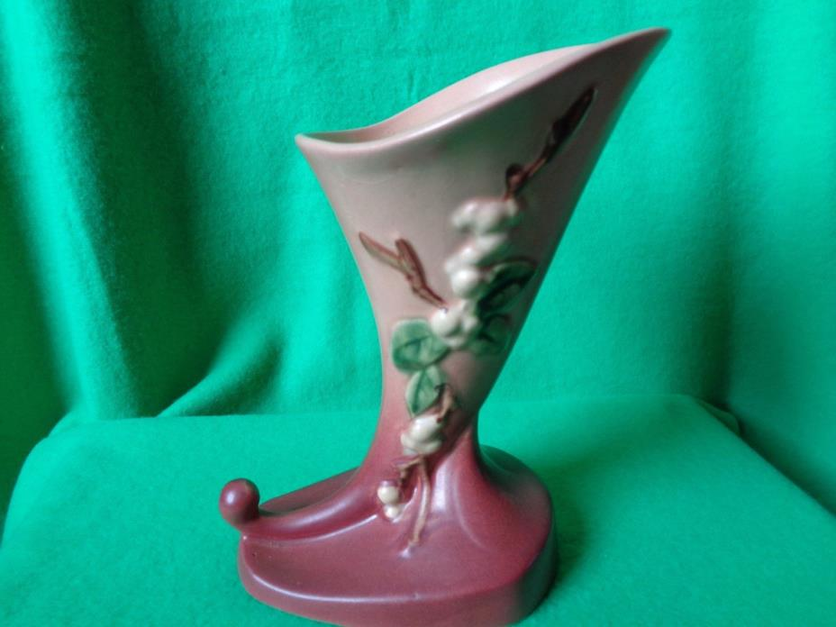 Roseville Snowberry Vase For Sale Classifieds
