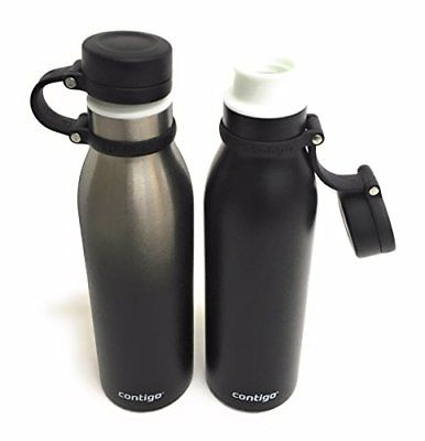 Contigo Thermalock Stainless Steel 20 oz Water Bottle - 2-Pack