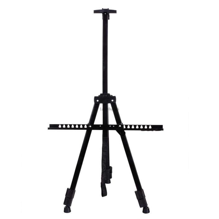 Portable Tripod Display Stand Exhibition Art Artist Adjustable Easel 01
