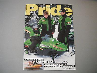 Arctic Cat Cat's Pride Magazine Volume 18, Issue 1 Edition