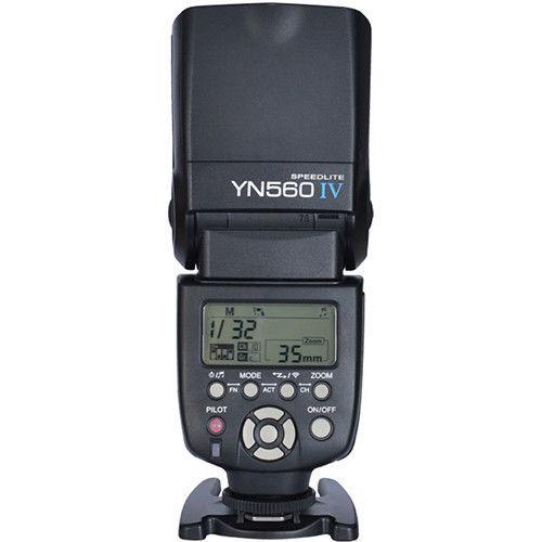 Yongnuo Speedlight YN560-IV (Nikon) - Used Mint