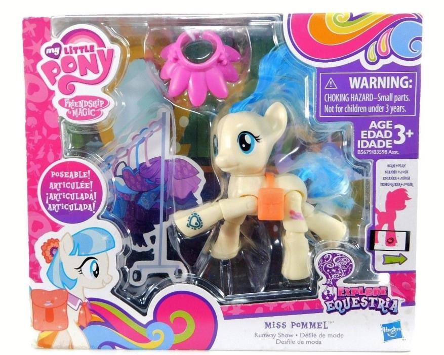 New My Little Pony Miss Pommel