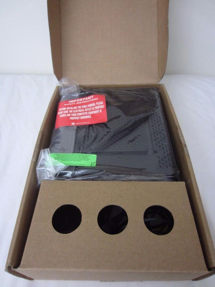 ARRIS Motorola SURFboard SBG6850 N300 Mbps Modem WiFi Router