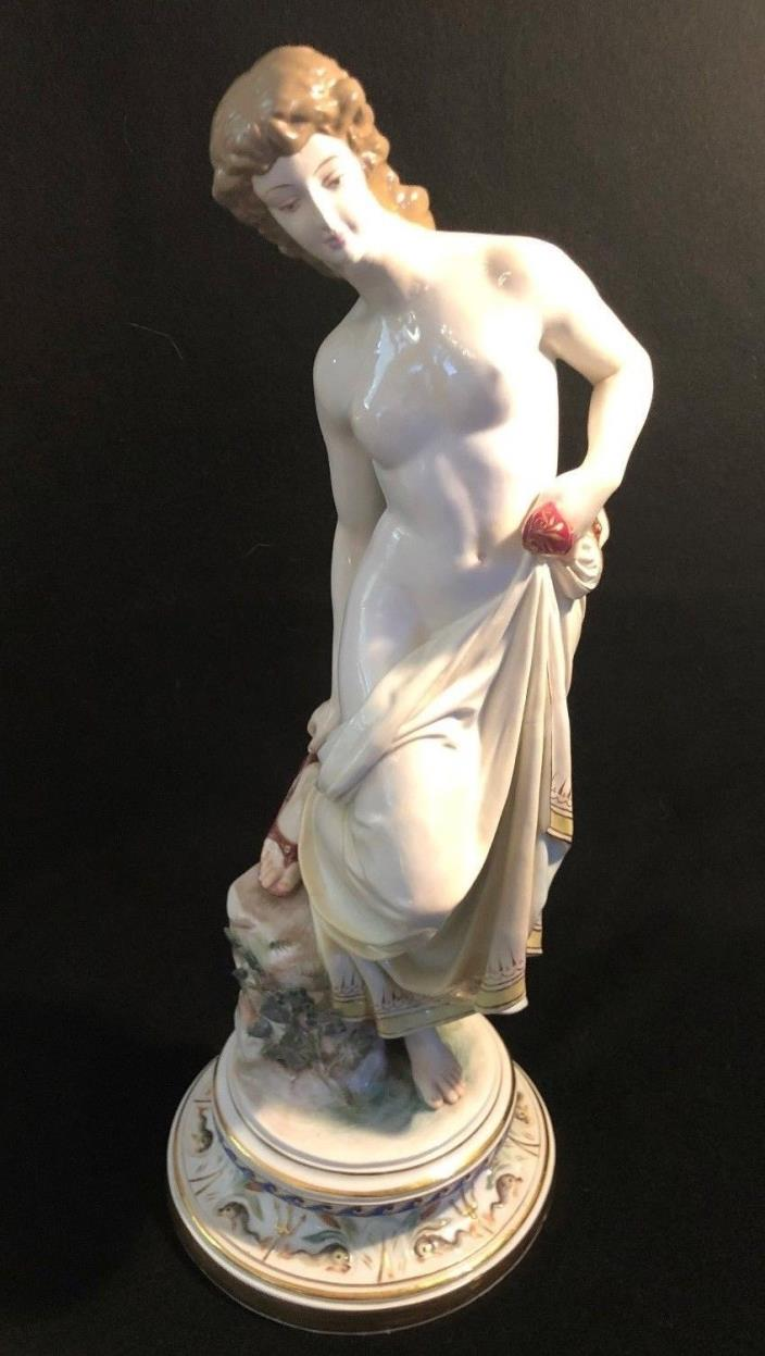 Meissen Porcelain Statuette