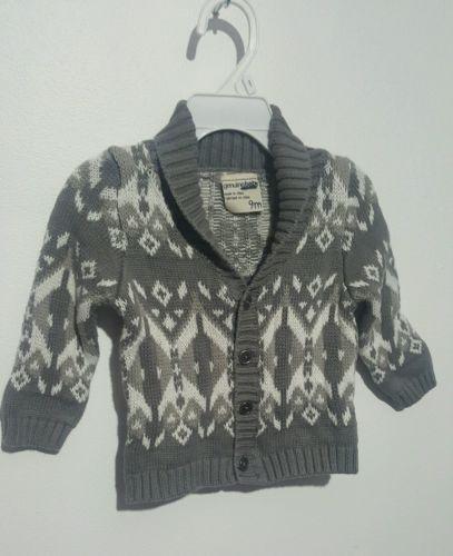 Genuine Baby Boy Sweater 9 Months - BINB