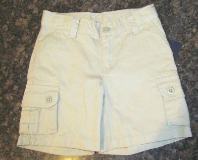 NEW POLO Ralph Lauren Boys Classic Polo Chino Cargo Shorts Sz. 3/3T