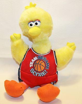 Sesame Street BIG BIRD PLUSH 16