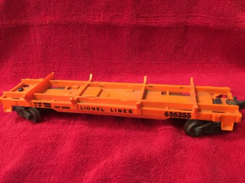 ?? Lionel line train 636255. Train Car ??