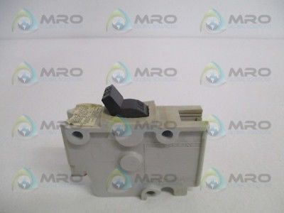 FEDERAL PIONEER NBSWD120 CIRCUIT BREAKER 20A *USED*