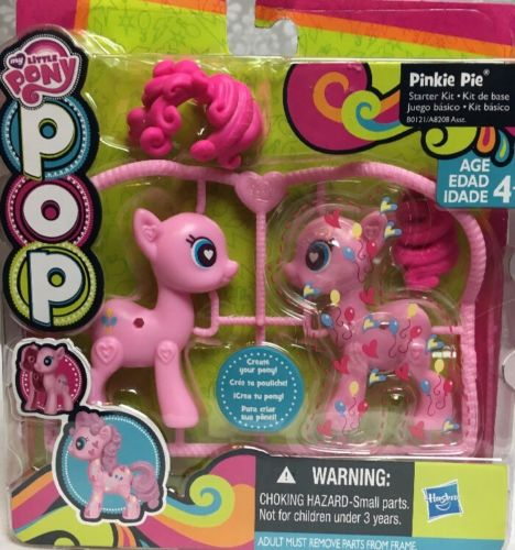 My Little Pony Pop Cutie Mark Magic Pinkie Pie Starter Kit PINKY BY HASBRO (PD21