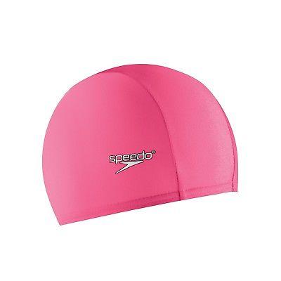 Speedo LYCRA Swimming Cap - Pink One Size