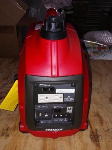 Honda EU1000i 1000 Watt 1.8 HP Generator