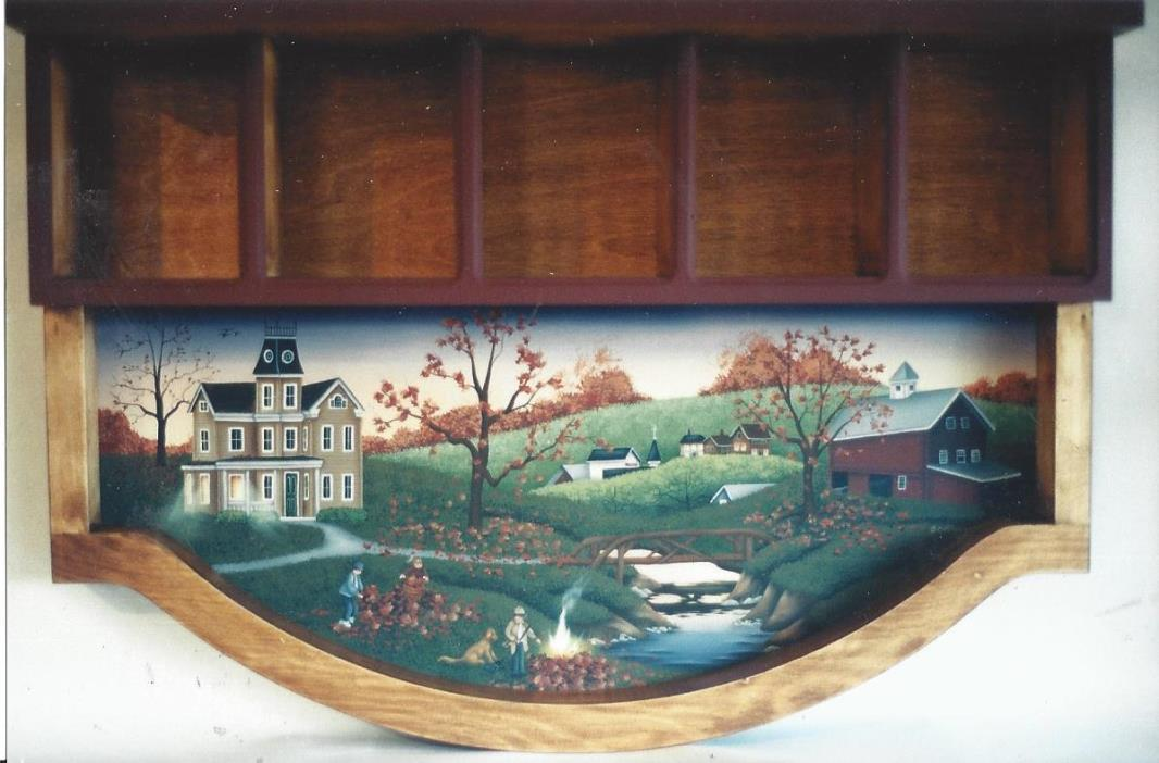 Maple Valley Tole Painting Packet by Catherine Holman