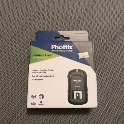 Phottix Ares Wireless Flash Trigger Receiver Only