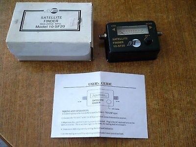 10-SF20 Satellite Finder