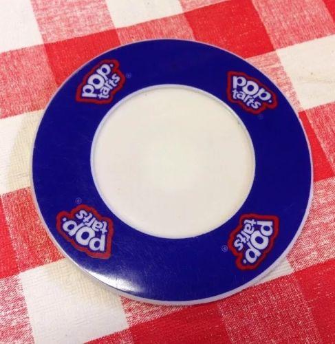 VTG Mini Play Fake Food Breakfast Pop Tart Plate Kitchen 3D MAGNET