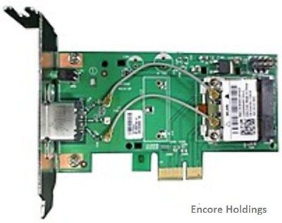 Dell 430-5110 DW1540 Wireless PCI Express Half Height Mini-Card for WLAN