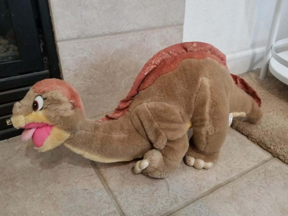 LAND BEFORE TIME PLUSH LITTLE FOOT