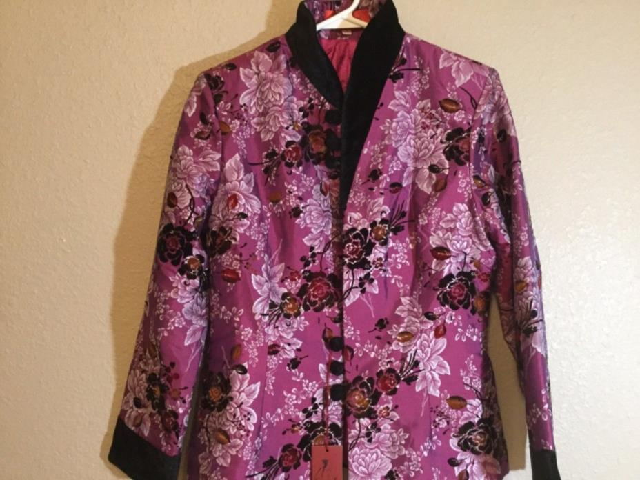 Yi Ning Ge? Jacket Size L New With Tags. Size XL.