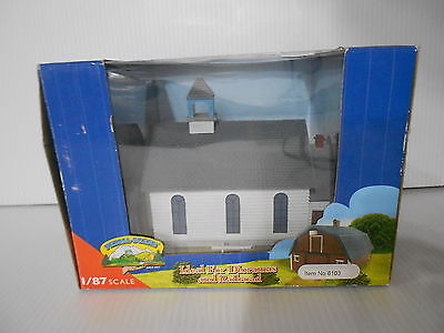 IMEX PERMA SCENE 1/87 SCALE CHURCH NO 6103 HO BUILDINGS