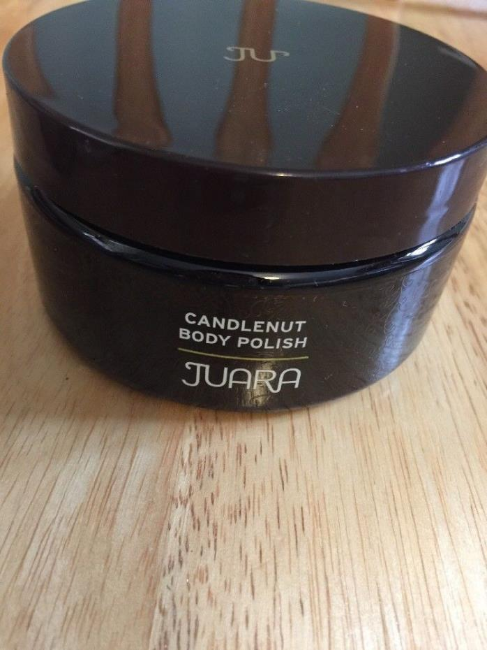 Juara-Candlenut-Body-Polish-7-5oz-213g-Soft-Skin-Oil-Exfoliate