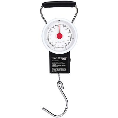 TRAVEL SMART TS602LS BY CONAIR Luggage Scale & Tape Measure