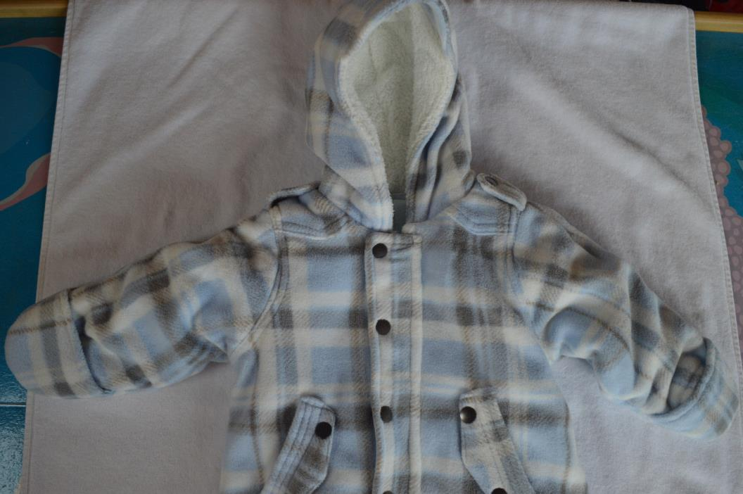 NWOT First Impressions Baby Boy Snow Bunting 6-9 months